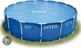 Intex Zwembad Afdekzeil Solar - ø 366 cm