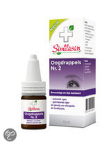 Similasan oogdruppels Nr. 2 - 10 ml - Oogdruppels