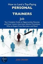 How to Land a Top-Paying Personal Trainers Job