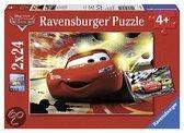 Disney Cars - Grand Entrance 2 X 24 PC Puzzles