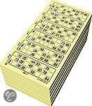 Bingokaarten 1-90