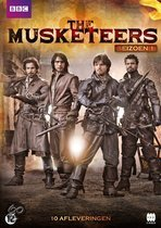 The Musketeers - Seizoen 1