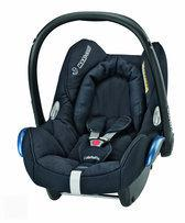 Maxi-Cosi Cabriofix - Autostoel - Total Black
