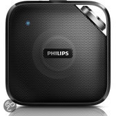 Philips BT2500B - Bluetooth-speaker - Zwart