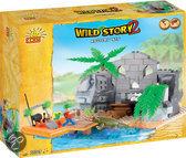 Cobi Wild Story Mystery Bay - 22203