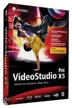 Corel, Video Studio Pro X5  UK