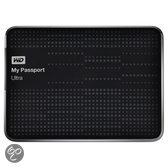 Western Digital My Passport Ultra Externe Harde Schijf - 500 GB / Zwart