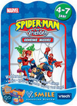 VTech V.Smile Game - Spider-Man & Vrienden
