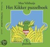 Het Kikker puzzelboek