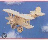 Bouwmodel vliegtuig Nieuwport 404