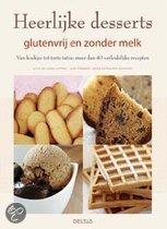 Heerlijke desserts glutenvrij en zonder melk -