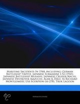 Articles on Maritime Incidents in 1944, Including