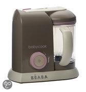 Béaba - Babycook Solo Stoomkoker/ blender - Pastel Pink