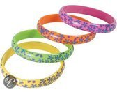 Hippie bloemen armbandjes