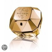 Paco Rabanne Lady Million for Women - 50 ml - Eau de parfum