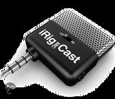 IK Multimedia iRig Mic cast mini microfoon