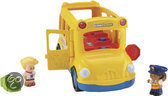 Fisher-Price Little People Lil' Movers - Schoolbus
