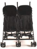 KEES - Side by side buggy - Zwart