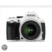 Pentax K 50 Kit + DAL 18-55mm WR - Systeemcamera - Wit