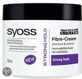 Syoss Fibre - 150 ml - Cream