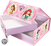 Disney Princess - 2 Puzzle in Geschenk-Box