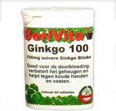 BeriVita Ginkgo Biloba 100mg tabletten 60stuks