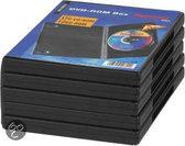 Hama Dvd Jewel Case - 5 stuks / Zwart