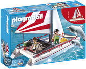 Playmobil Catamaran Met Dolfijnen - 5130