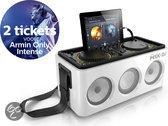 Philips M1X - DJ - DJ controller - Wit