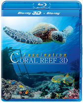 Coral Reef (3D+2D Blu-ray)