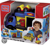 Mega Bloks Maxi Play 'n' Go Garage