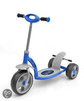 Milly Mally Scooter SPORT - Loopfiets - Blauw