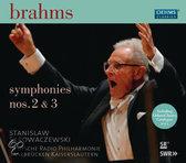 Brahms: Symphony No.2+3