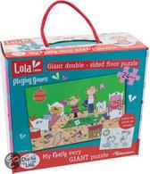 Charlie & Lola Grote stukken puzzel