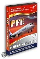 Foto van Pro Flight Emulator Deluxe (fs 2004 + Fs X Add-On)