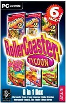 Rollercoaster Tycoon 6 Pack