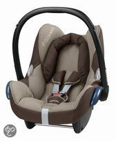 Maxi-Cosi Cabriofix - Autostoel - Walnut Brown