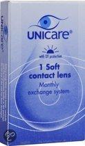 Unicare Maand -3.73 - 1 st - Contactlenzen
