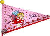 Fietsvlaggetje 'Prinses Lillifee'