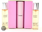 CHANEL CHANCE GIFTSET 60 ml