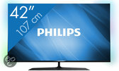 Philips 42PUS7809 - 3D led-tv - 42 inch - Ultra HD/4K - Smart tv