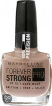 Maybelline Forever Strong Pro - 778 Rosy Sand - Bruin - Nagellak