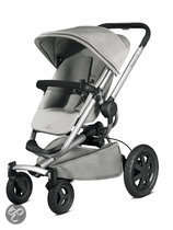 Quinny - Buzz Xtra Kinderwagen - Grey Gravel 2015