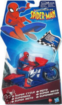 Motorized Super Cycle Spider-man 4 (98721/98720)