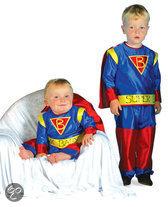 Carnavalskleding Super baby Maat 98