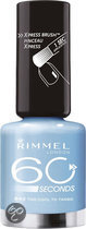 Rimmel 60 seconds finish nailpolish - 842 To Cool To Tango - Nailpolish