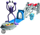 Monster University Roll A Scare Race