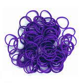 Loom Bands Paars/ Purple 300x