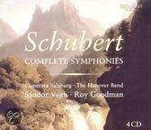 Schubert - Complete symfonieën (4CD)
