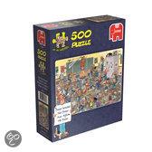Jan van Haasteren Vang de muis - Puzzel - 500 stukjes
